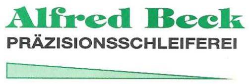 Alfred Beck - Präzisionsschleiferei Logo